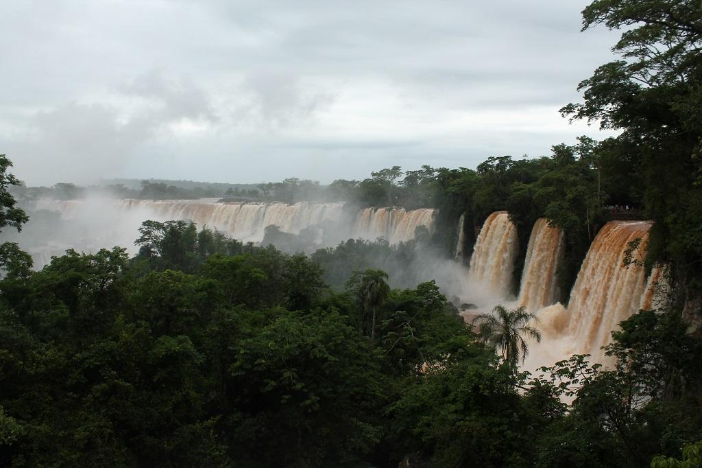 Argentína, Paraguay, Brazília (2. časť)