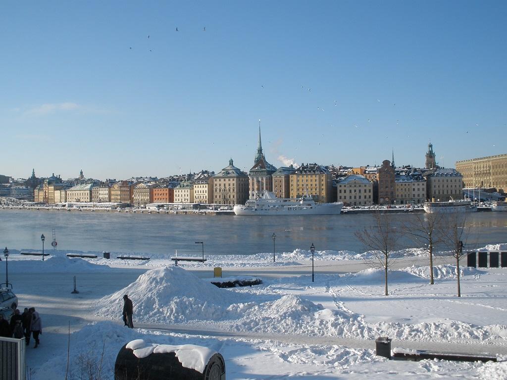Valentín v Štokholme