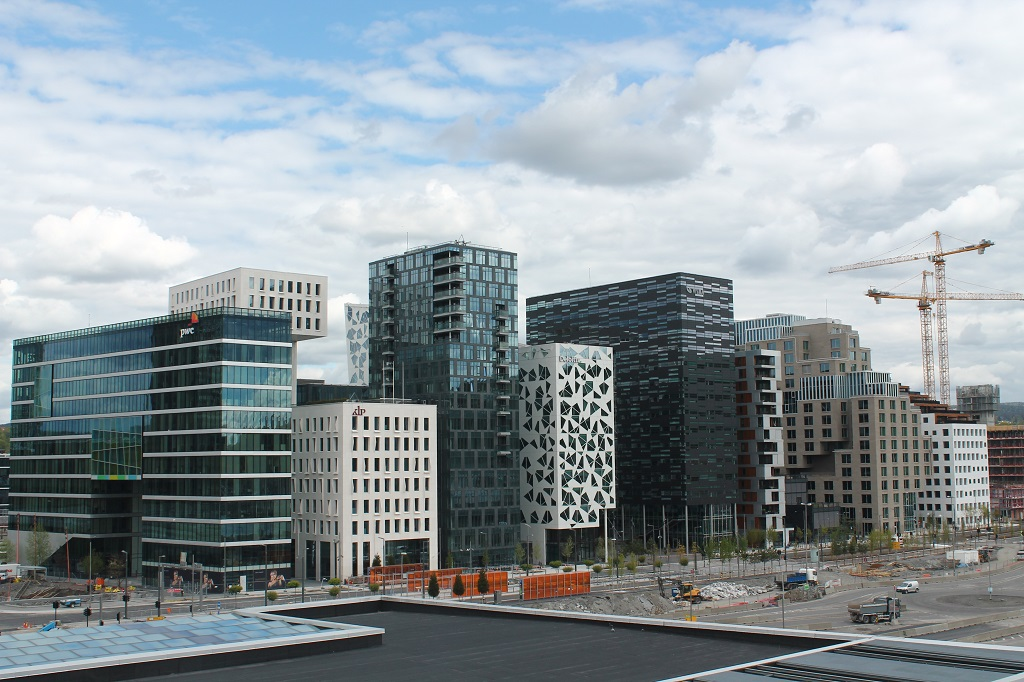 Oslo - Chladná severská metropola