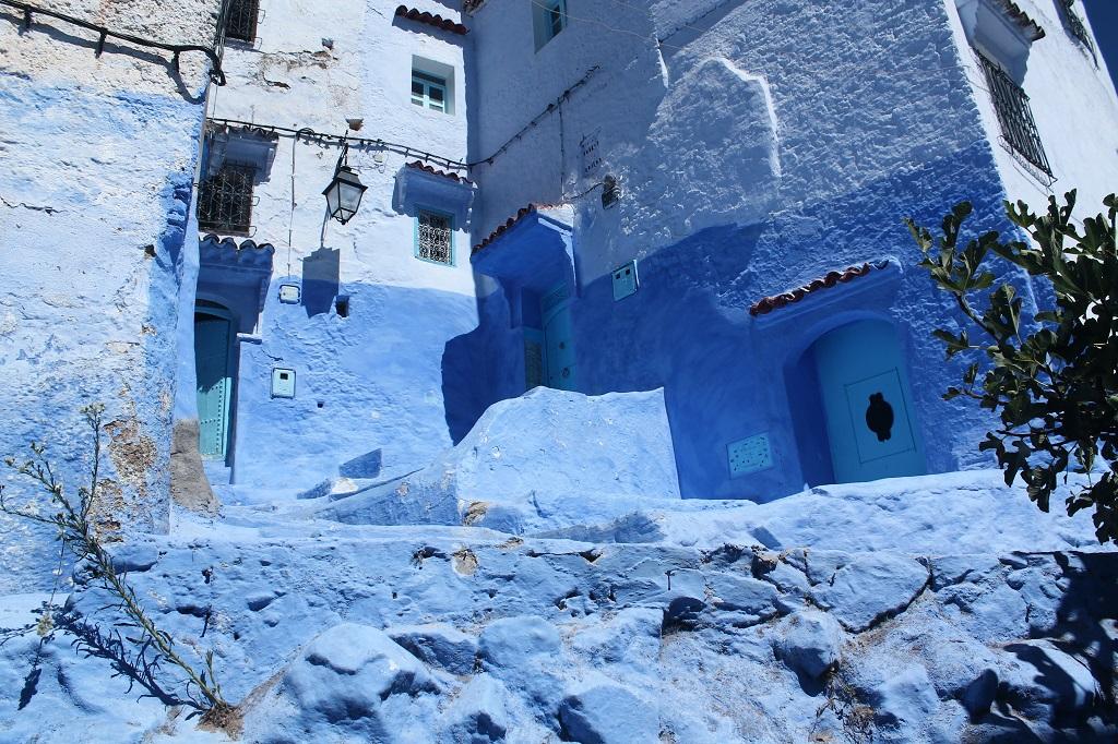 Maroko, Gibraltár, Malaga (druhá časť)