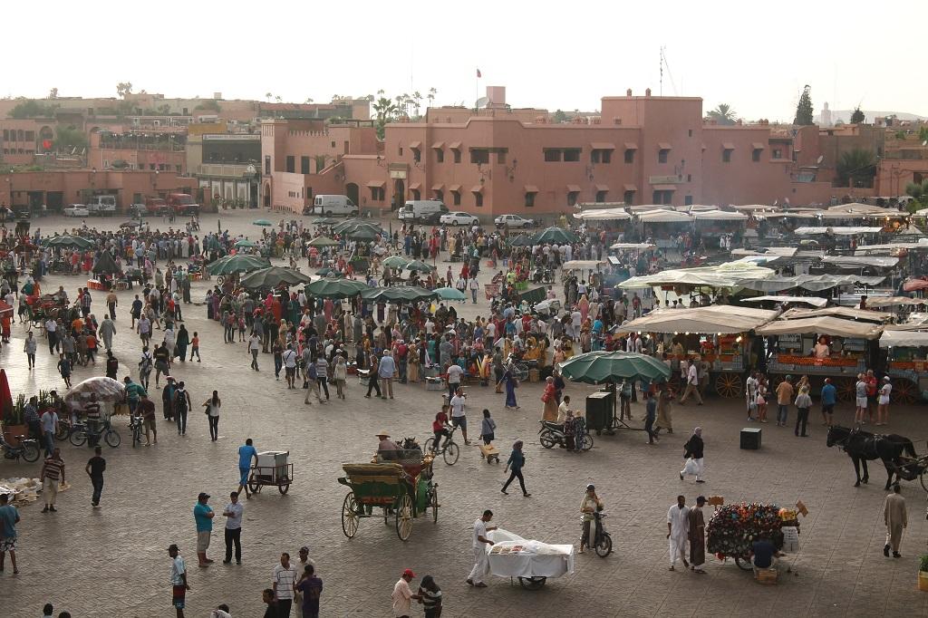 Maroko – z Marrákeša do Malagy (prvá časť)