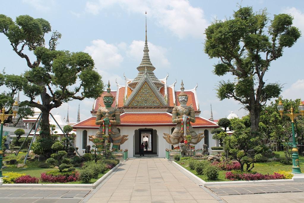 Naše potulky po Thajskom Bangkoku.