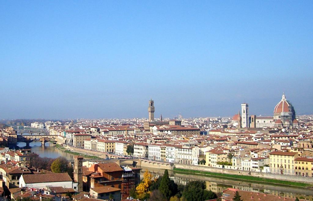 Za umením a pamiatkami do Florencie