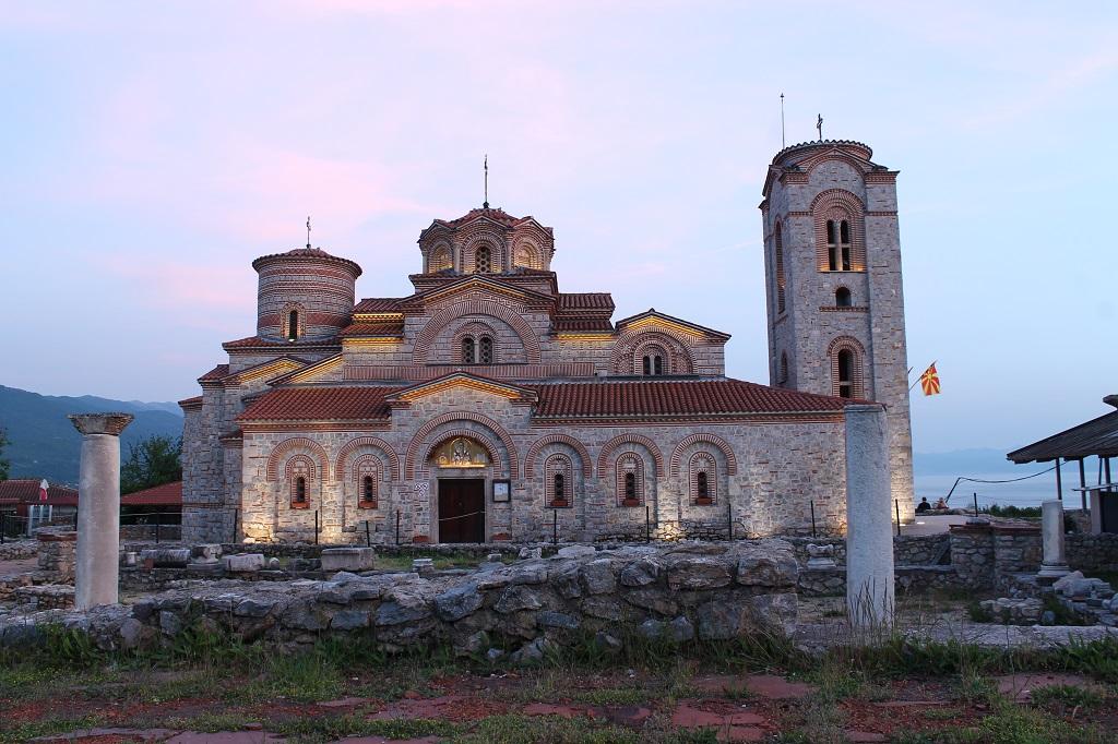 Víkendová jazda naprieč Macedónskom
