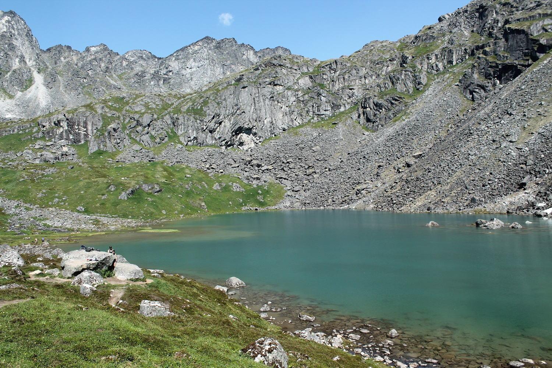 Aljaška: Turistika v Hatcher Pass