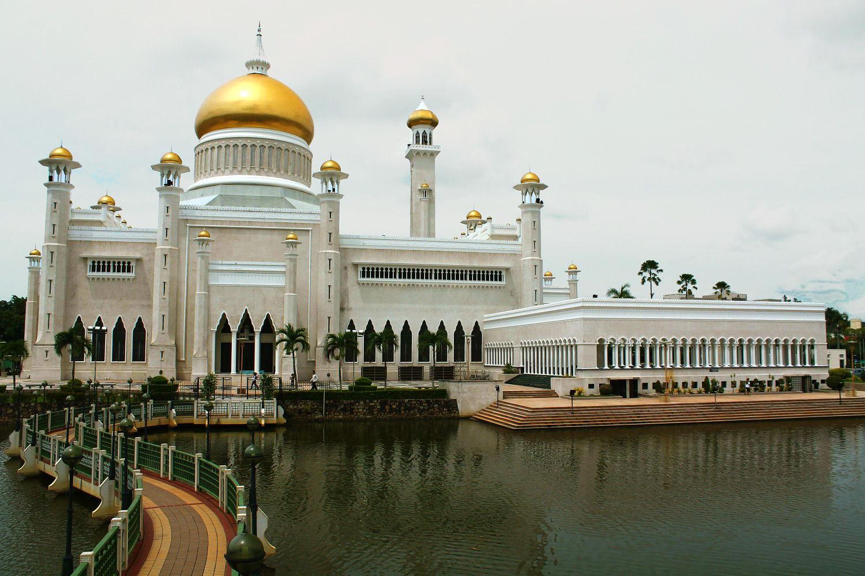 Exotický sultanát Brunej