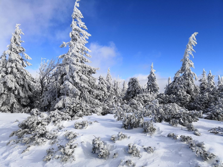 Tipy na túry v zimných Krkonošiach