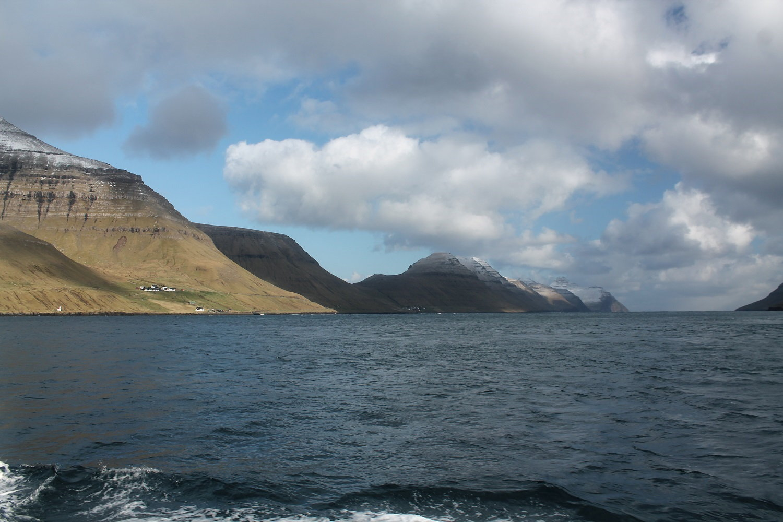 Faerské ostrovy: Turistika na ostrovoch Kalsoy a Bordoy