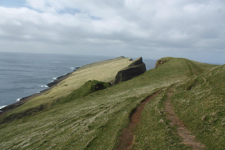Faerské ostrovy: Mykines a Vágar