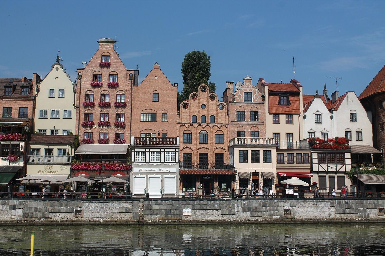 Ako si užiť víkend v poľskom Gdansku