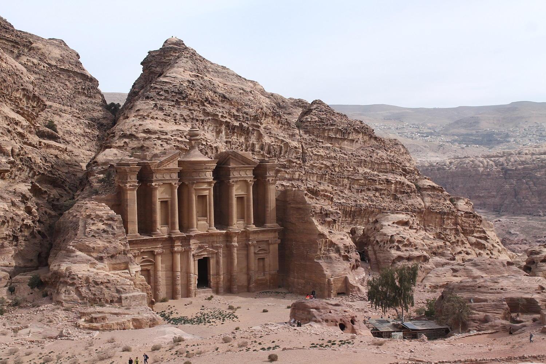 Jordánsko:  letenky, ubytovanie, itinerár, požičanie auta a rozpočet