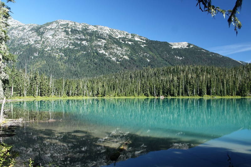 Lower Joffre Lake