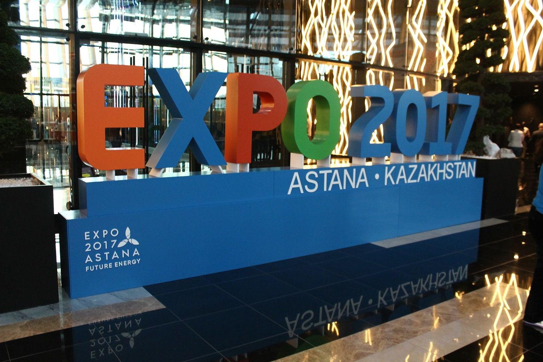 Čo očakávať od EXPA a ako to vyzeralo na EXPE 2017 v Astane?