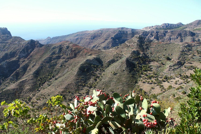 Kanárske ostrovy: La Gomera