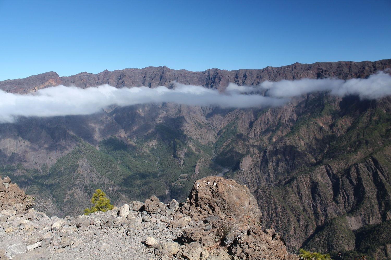 Kanárske ostrovy: La Palma - výstup na Pico Bejenado