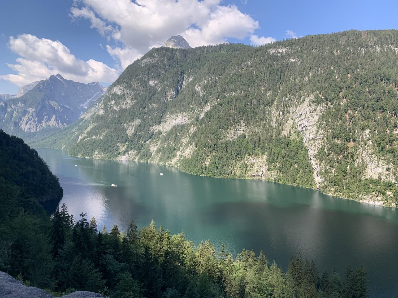 Nemecko: Čarovné jazero Königsee