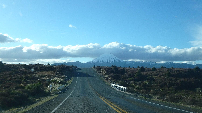 Nový Zéland: Turistika v Národnom Parku Tongariro