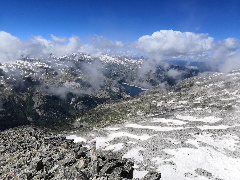 Rakúsko: Grosser Hafner - naša prvá trojtisícovka