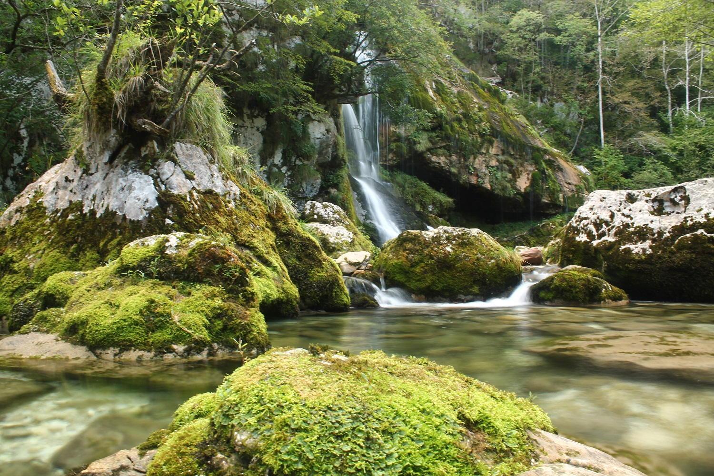 Slovinsko - okolo Národného Parku Triglav
