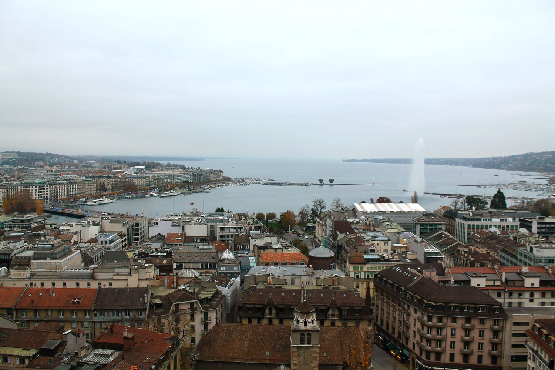 Ako zvládnuť Ženevu bez toho, aby ste skrachovali